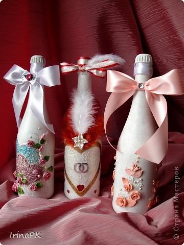 Делала на свадьбу в подарок. фото 18