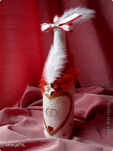 Делала на свадьбу в подарок. фото 13
