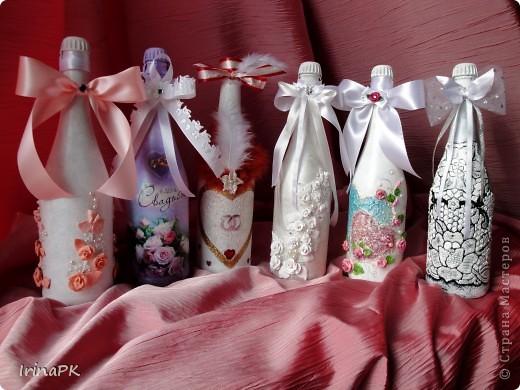 Делала на свадьбу в подарок. фото 19