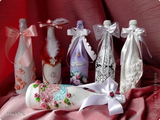 Делала на свадьбу в подарок. фото 20