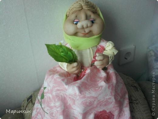 Бабушка-пакетница! фото 2