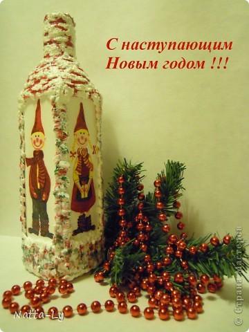 К Рождеству и Новому году. Детский вариант оформления, ну уж....совсем детский. фото 2