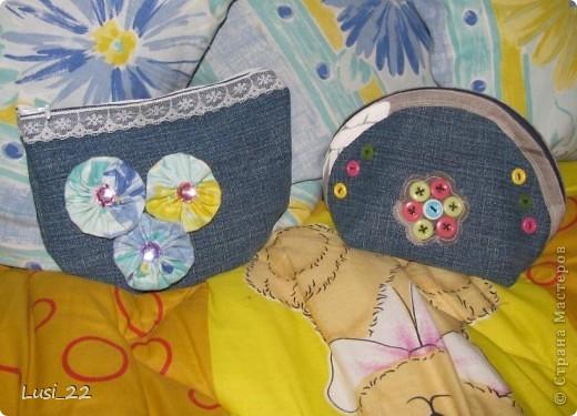 Решила использовать джинсы, которые давно лежат без дела(для носки уже не пригодны) фото 1