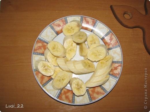 Пришла мне в голову такая идейка - приготовить бананы в шоколаде. Я подумала, что это будет вкусно. фото 4