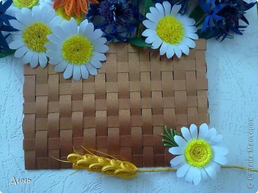Люблю полевые цветы. Василечки, ромашечки... Пшеничка...  фото 5