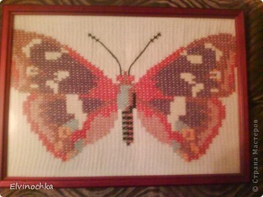 Бабочка для моего ангеля -хранителя=)