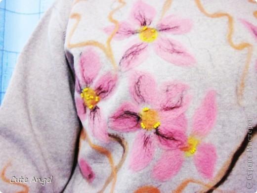 Розовый цвет для мамули =) фото 3