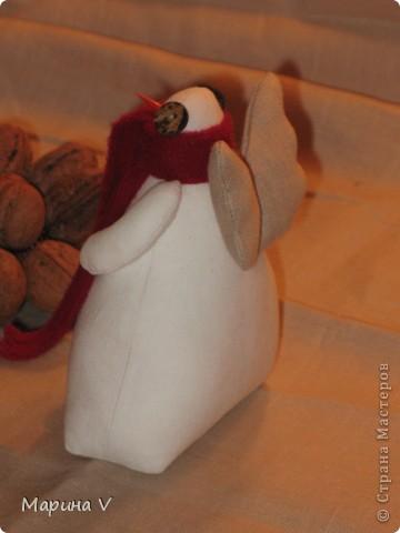 Ну вот и я начинаю готовиться к Новому году! Прошу любить и жаловать - получилась парочка влюбленных снеговичков))  Ксюша, и Анна https://stranamasterov.ru/user/123468 спасибо за выкройки и вдохновение!!! фото 6