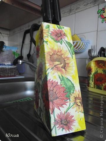 Здравствуйте жительницы страны Мастеров!!!  Насмотрелась великолепных работ Мастериц и тоже захотелось как-то украсить кухню.  фото 8