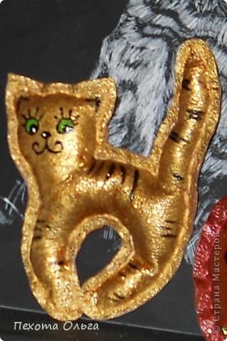 Новогодние котики фото 3