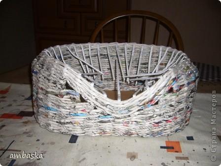 Вот и готова кроватка для Мэги фото 5