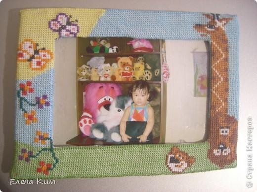рамочку любимой доченьке  фото 1
