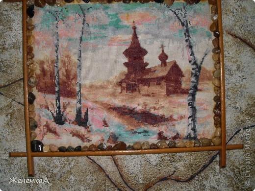 Немного вышивки крестом фото 11