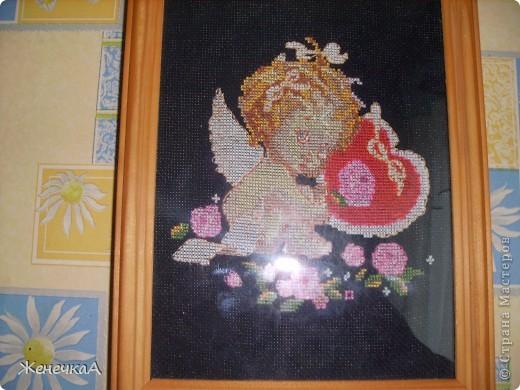 Немного вышивки крестом фото 6