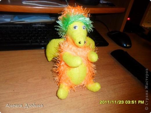 мой дракончик с елочкой фото 2