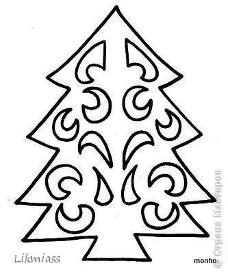 Совсем Скоро наступит первый месяц зимы. Белый снег, серебристый иней, новый год и   преддверие рождества, вот что готовит нам декабрь  Новый 2012год это всего лишь 312-й раз, когда Россия празднует новый год 1 января. А первая  наряженная ель появилась  в 1852 году и думаете где?  В Петербурге, на Московском  ( ранее Екатерининском) вокзале .  Естественно, какой новый год без  елки?  Елку мы тщательно, как на первый бал красавицу, наряжаем,  традиционно, или нет, по- всякому разному. Полет фантазии не ограничен. Это может быть стильная елка, нежная, гламурная, золотая или серебряная, она  может быть восхитительной и скромной, отчаянной и  застенчивой,  она может быть в силе ретро , или авангардная, да какой угодно. Елка ваша и она, наверное, своим убранством рассказывает о характере и привязанностях хозяйки. Жизнь –это театр, мы актеры и сами себе режиссеры, а елка? Елка антураж, декорация, она новогодняя радость . Именно под елочку мы складываем подарки, а может быть и желания, ей поем песни, ей посвящаем свои ритуальные танцы в виде хоровода. В общем на Новый год елка по праву становится главным действующим лицом. Она прима. Посмотрим, какие же елки получились у меня. Заранее я им названий не давала, просто делала, что нравилось именно в этот момент.  фото 28