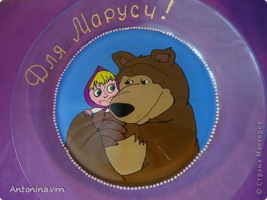 """Мультик """" Маша и медведь"""".  фото 1"""