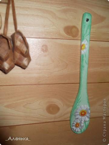 Декоративная ложка