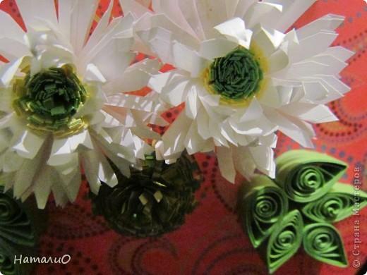 Мои первые хризантемы...Спасибо Ольге Ольшак и Mary Bond за МК!!! получилось вот так)))не судите строго! фото 3