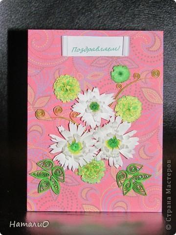 Мои первые хризантемы...Спасибо Ольге Ольшак и Mary Bond за МК!!! получилось вот так)))не судите строго! фото 5