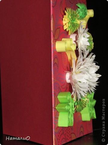 Мои первые хризантемы...Спасибо Ольге Ольшак и Mary Bond за МК!!! получилось вот так)))не судите строго! фото 4