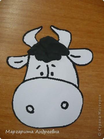 Коровка фото 2
