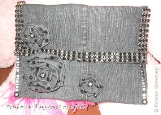 Применение старым джинсам)
