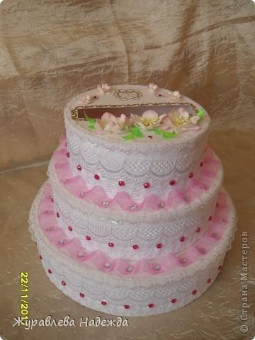 торт казна фото 2