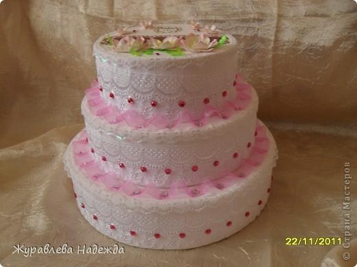 торт казна фото 1