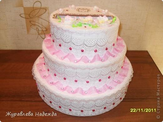 торт казна фото 4