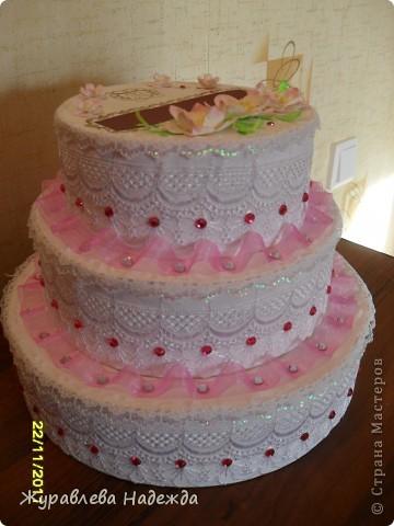 торт казна фото 3