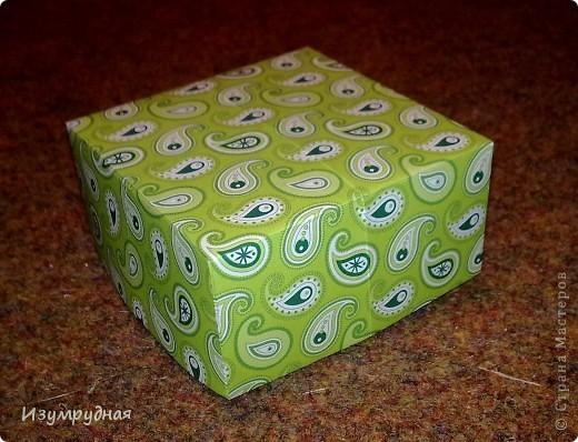 Быстрая коробочка фото 2