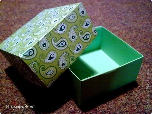 Быстрая коробочка фото 1