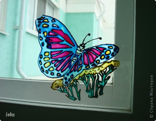 витраж, витражные картинки, рисунки по стеклу фото 4