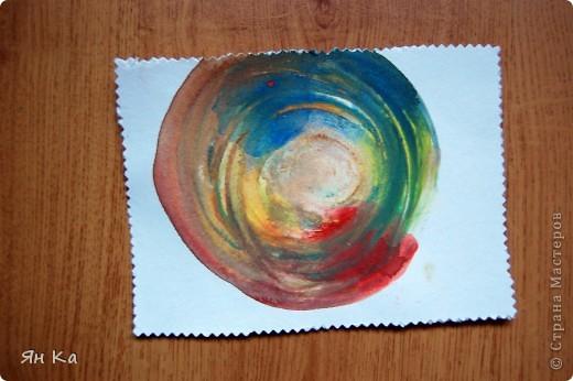 Разные техники рисования гуашью для дошкольников фото 8