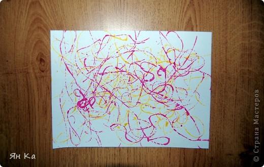 Разные техники рисования гуашью для дошкольников фото 12