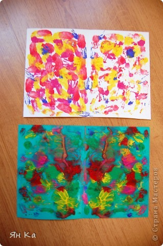 Разные техники рисования гуашью для дошкольников фото 14