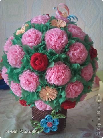 Цветочный горшочек фото 1
