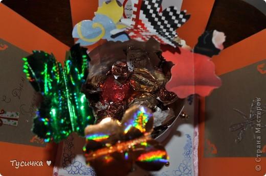 Наконец-то я решилась на коробочку))) Смотрела, смотрела и на мамин День Рождения все-таки сделала)) фото 9
