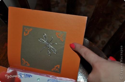 Наконец-то я решилась на коробочку))) Смотрела, смотрела и на мамин День Рождения все-таки сделала)) фото 12