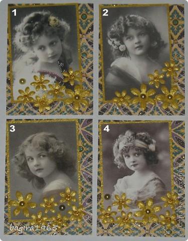 № 1 - Oksana Gordey № 2 - выбрали сестра с племянницей № 3 - Vitulichka № 4 - оставляю себе фото 1