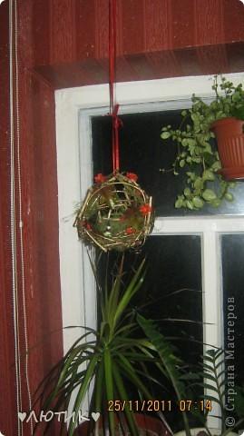 Вот такая птичка у нас поселилась!  Спасибо девочкам за вдохновение- https://stranamasterov.ru/node/111789?c https://stranamasterov.ru/node/187215?c фото 2