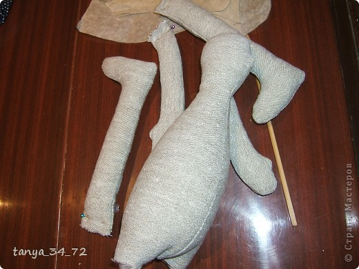 Сплюшкин - любимая кукла. фото 4