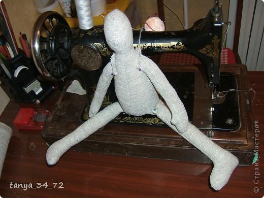 Сплюшкин - любимая кукла. фото 5