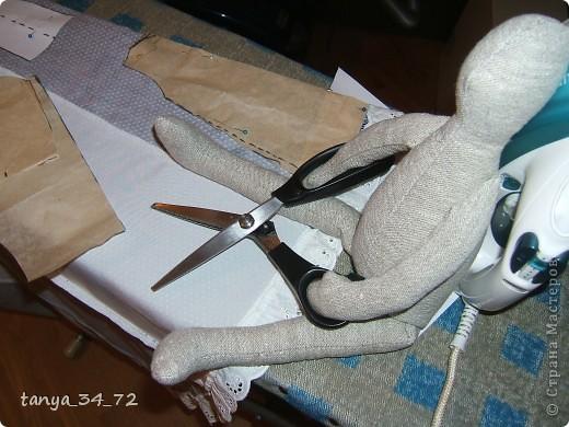 Сплюшкин - любимая кукла. фото 6