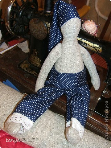Сплюшкин - любимая кукла. фото 9
