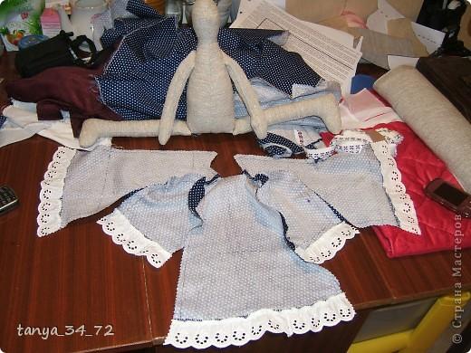 Сплюшкин - любимая кукла. фото 7