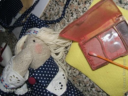 Сплюшкин - любимая кукла. фото 13