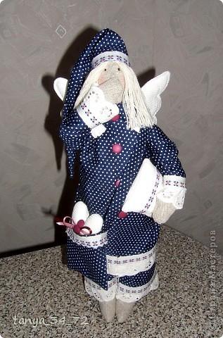 Сплюшкин - любимая кукла. фото 1