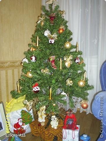 Совсем Скоро наступит первый месяц зимы. Белый снег, серебристый иней, новый год и   преддверие рождества, вот что готовит нам декабрь  Новый 2012год это всего лишь 312-й раз, когда Россия празднует новый год 1 января. А первая  наряженная ель появилась  в 1852 году и думаете где?  В Петербурге, на Московском  ( ранее Екатерининском) вокзале .  Естественно, какой новый год без  елки?  Елку мы тщательно, как на первый бал красавицу, наряжаем,  традиционно, или нет, по- всякому разному. Полет фантазии не ограничен. Это может быть стильная елка, нежная, гламурная, золотая или серебряная, она  может быть восхитительной и скромной, отчаянной и  застенчивой,  она может быть в силе ретро , или авангардная, да какой угодно. Елка ваша и она, наверное, своим убранством рассказывает о характере и привязанностях хозяйки. Жизнь –это театр, мы актеры и сами себе режиссеры, а елка? Елка антураж, декорация, она новогодняя радость . Именно под елочку мы складываем подарки, а может быть и желания, ей поем песни, ей посвящаем свои ритуальные танцы в виде хоровода. В общем на Новый год елка по праву становится главным действующим лицом. Она прима. Посмотрим, какие же елки получились у меня. Заранее я им названий не давала, просто делала, что нравилось именно в этот момент.  фото 30